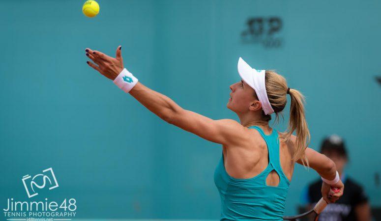 Леся Цуренко снялась с турнира в Дубае, Калинина и Снигур еще в заявке