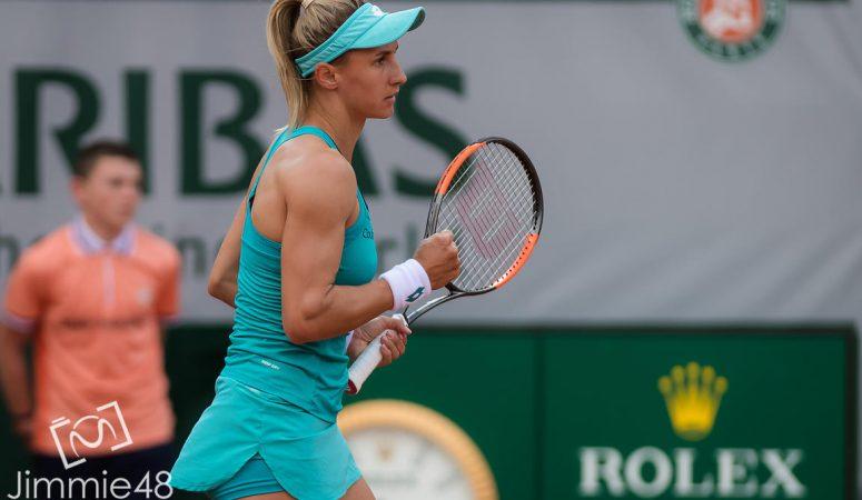 Леся Цуренко: Была очень хорошо настроена на матч