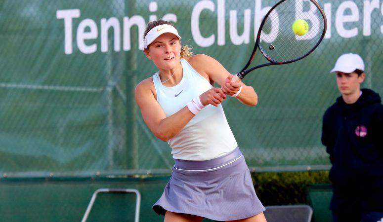 Завацкая стартует на крупном турнире ITF в Кань-сюр-мер