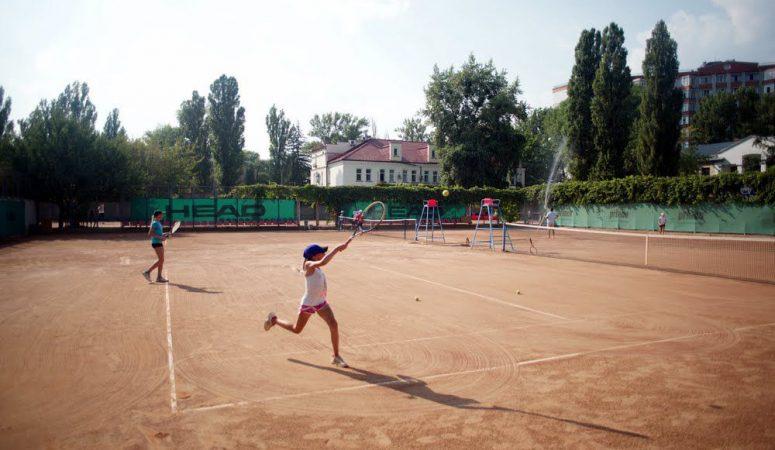Kiev Ladies Open под Salute.