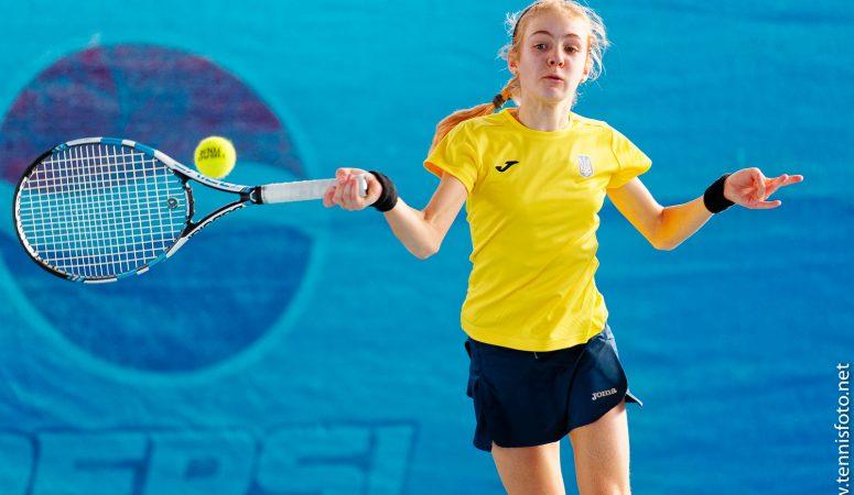 Чемпионат Европы (до 14 лет). Барановская — в четвертом круге