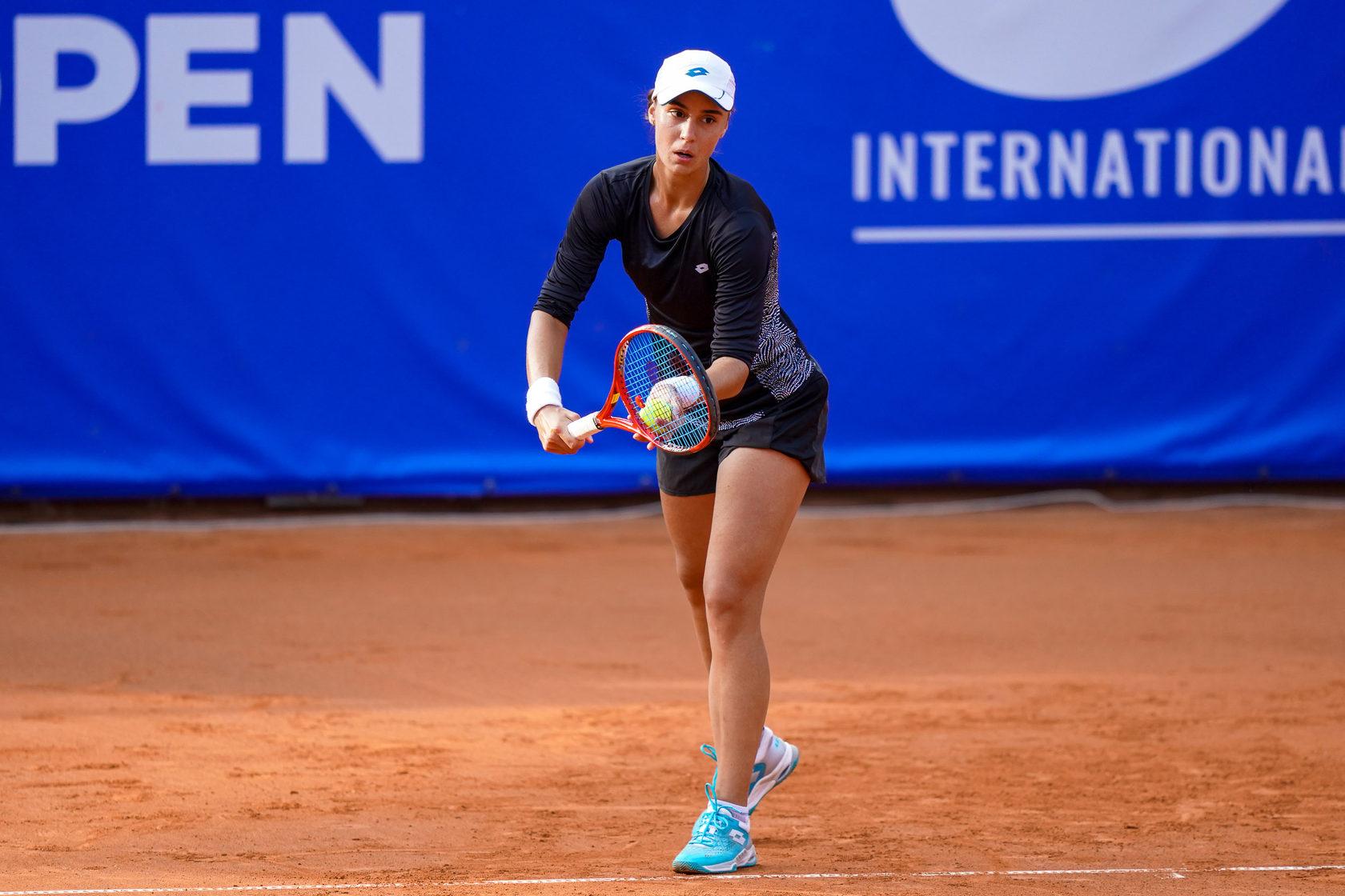 Калинина покидает турнир в Конкорде