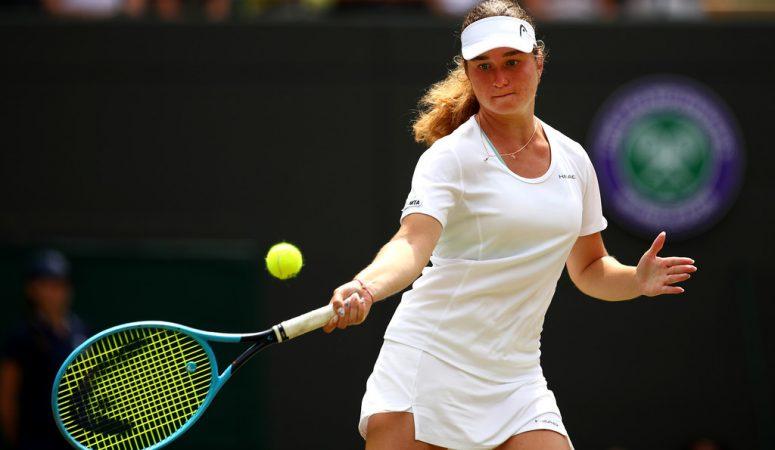 Дарья Снигур поднялась на пятую строчку юниорского рейтинга ITF