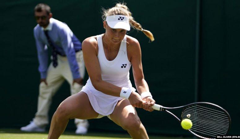 Ястремская обыгрывает прошлогоднюю четвертьфиналистку на своем дебютном Уимблдоне