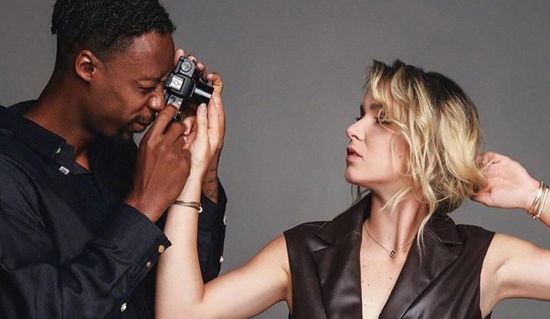 Фотограф и модель: Монфис и Свитолина поделились эффектным фото