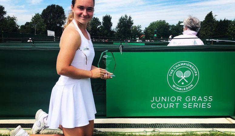 Дарья Снигур: Очень счастлива выиграть титул