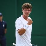 Эрик Ваншельбойм выигрывает свой 2 титул ITF