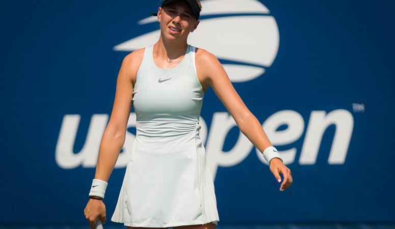 Аманда Анисимова снимается с US Open после смерти отца