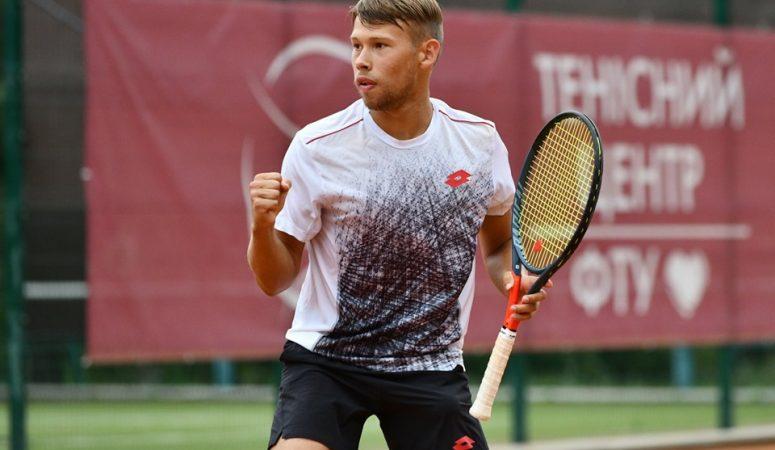 Маштаков выходит в четвертьфинал фьючерса в Ираклионе