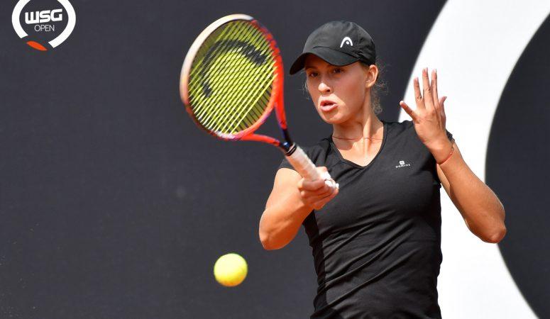 Марина Чернышёва выигрывает титул на Zagreb Ladies Open