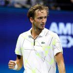 11 игроков US Open, включая Медведева, были в близком контакте с Пэром, у которого обнаружили коронавирус