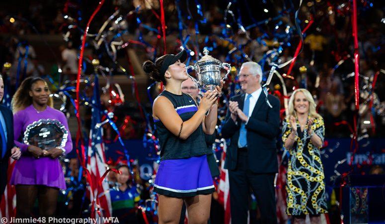 US Open. Бьянка Андрееску не будет защищать свой титул