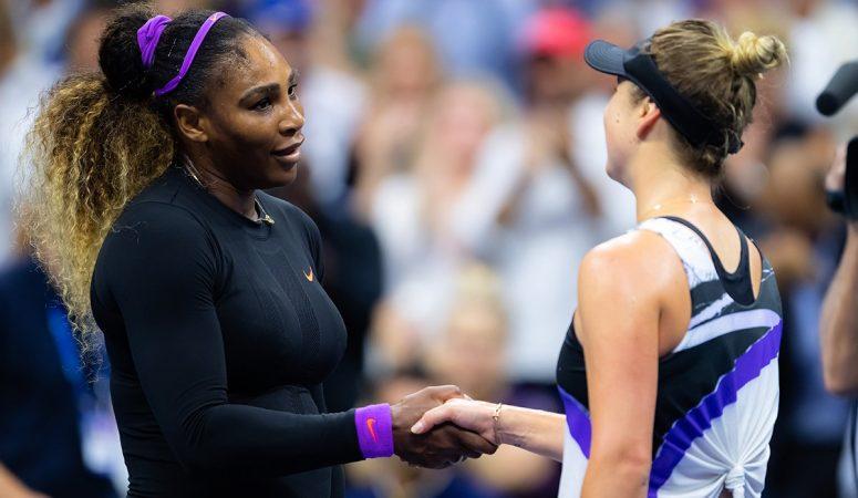 US Open. Видеообзор полуфинала Свитолина — Вильямс