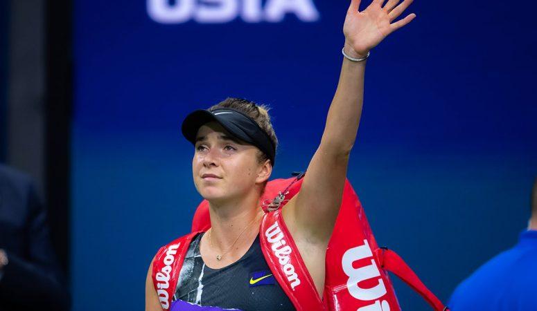 US Open. Свитолина уступает Вильямс в полуфинале
