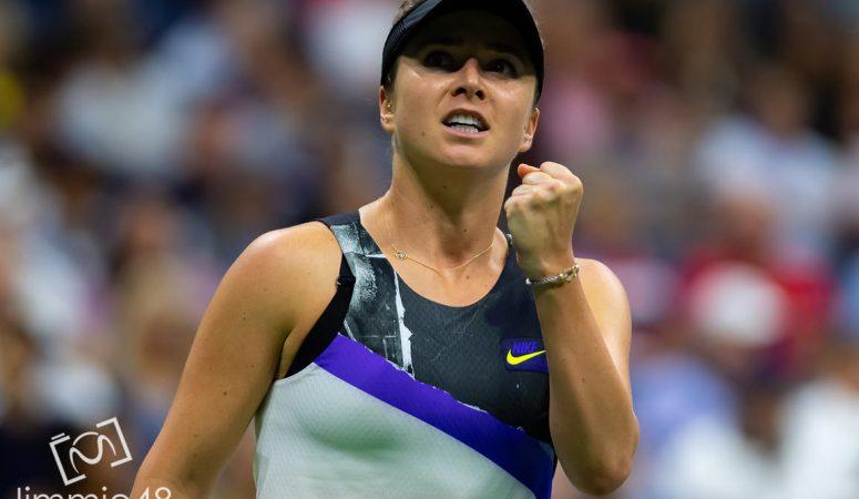 US Open. Элина Свитолина проведет свой четвертьфинальный матч на корте Артура Эша