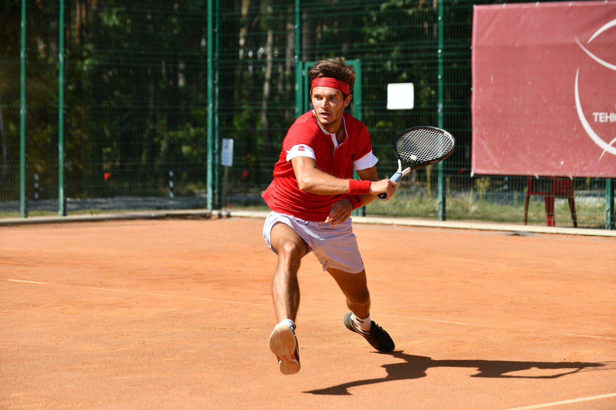 Владислав Орлов — в полуфинале фьючерса в Кэрнсе
