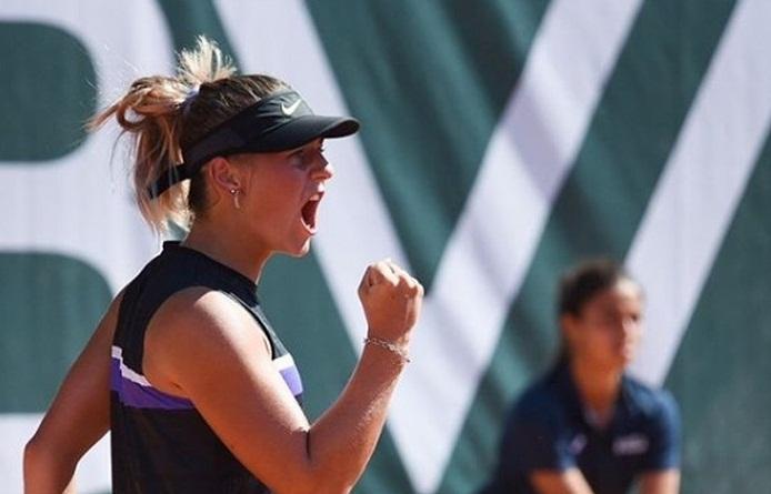 Марта Костюк выиграла парный титул на турнире в Каире