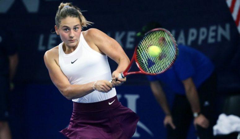 Марта Костюк и Ангелина Калинина — в заявке турнира ITF в Канберре