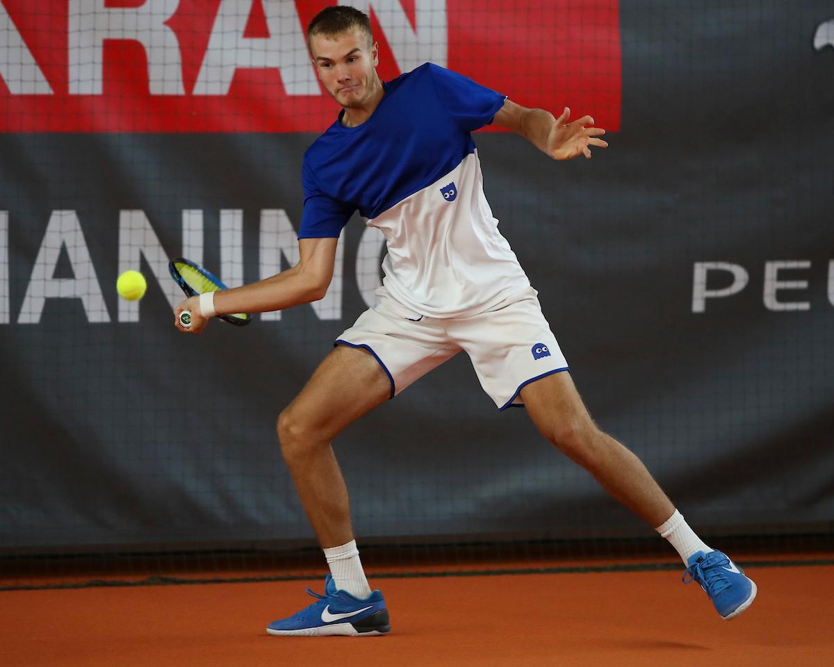 Виталий Сачко — в полуфинале фьючерса в Ираклионе