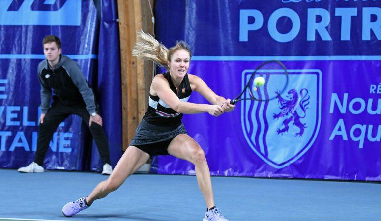 Пуатье. Шошина обыгрывает экс-теннисистку топ-100 и выходит в основу
