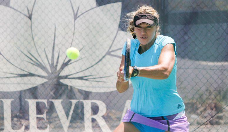 Марианна Закарлюк выходит в полуфинал турнира ITF в Шарм-эль-Шейхе