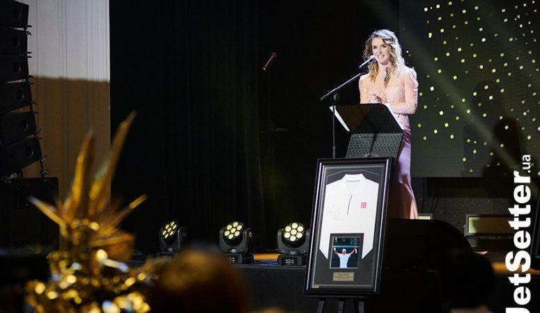 Видео. Первый благотворительный вечер Фонда Элины Свитолиной