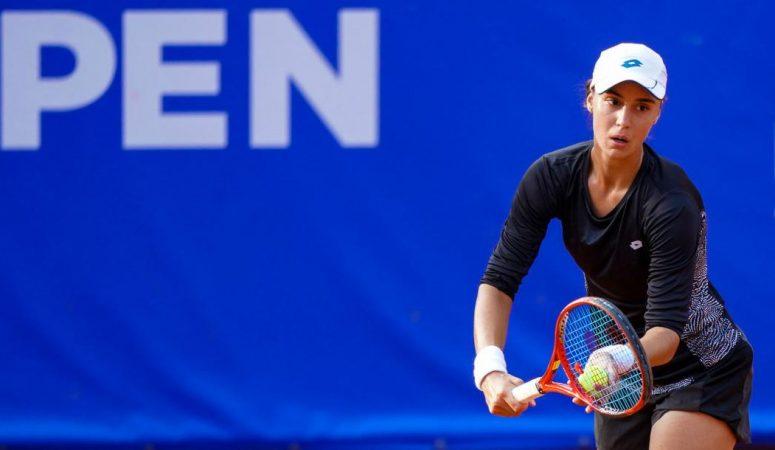 Ангелина Калинина стартует на турнире в Бендиго