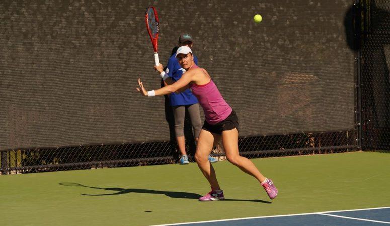 Лас-Вегас. Ангелина Калинина одерживает уверенную победу в полуфинале