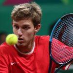 Чилийского теннисиста из топ-100 отстранили за допинг