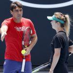Фото: Элина Свитолина готовится к AUS Open в Мельбурне