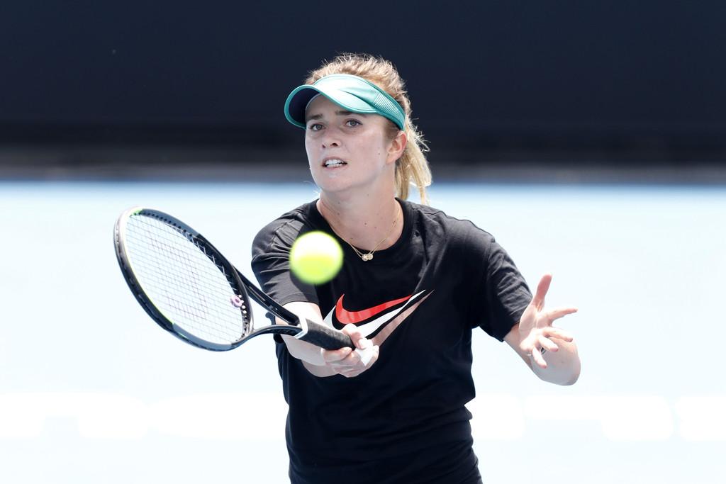 AUS Open. Прямая видеотрансляция матча Свитолина — Балтер