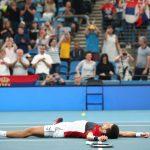 ATP Cup. Джокович переигрывает Медведева и выводит Сербию в финал