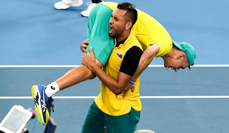 ATP Cup. Команда Австралии первой вышла в полуфинал