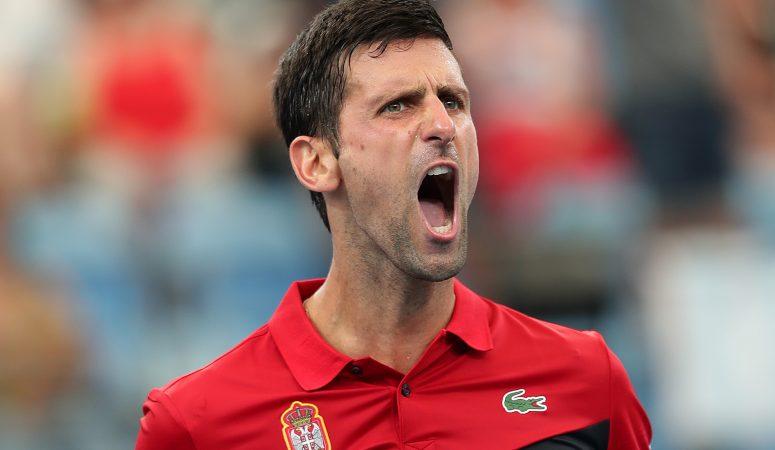 ATP Cup. Сербия одолела Канаду и встретится с Россией