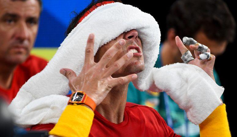ATP Cup. Надаль проиграл одиночный матч в командном турнире впервые с 2004 года