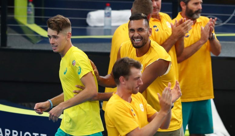 ATP Cup. Австралия обыгрывает Канаду, Италия — Норвегию, Болгария Молдову
