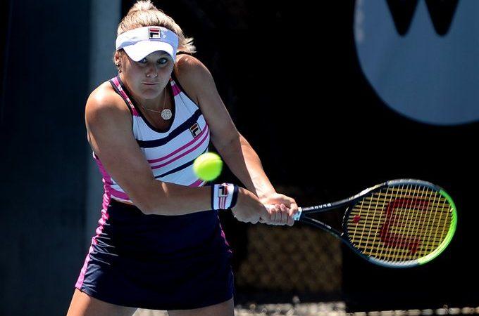Катерина Козлова — в основной сетке турнира WTA в Хобарте (дополнено)