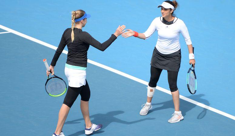 AUS Open. Киченок и Мирза снимаются с турнира из-за травмы тенниситки из Индии