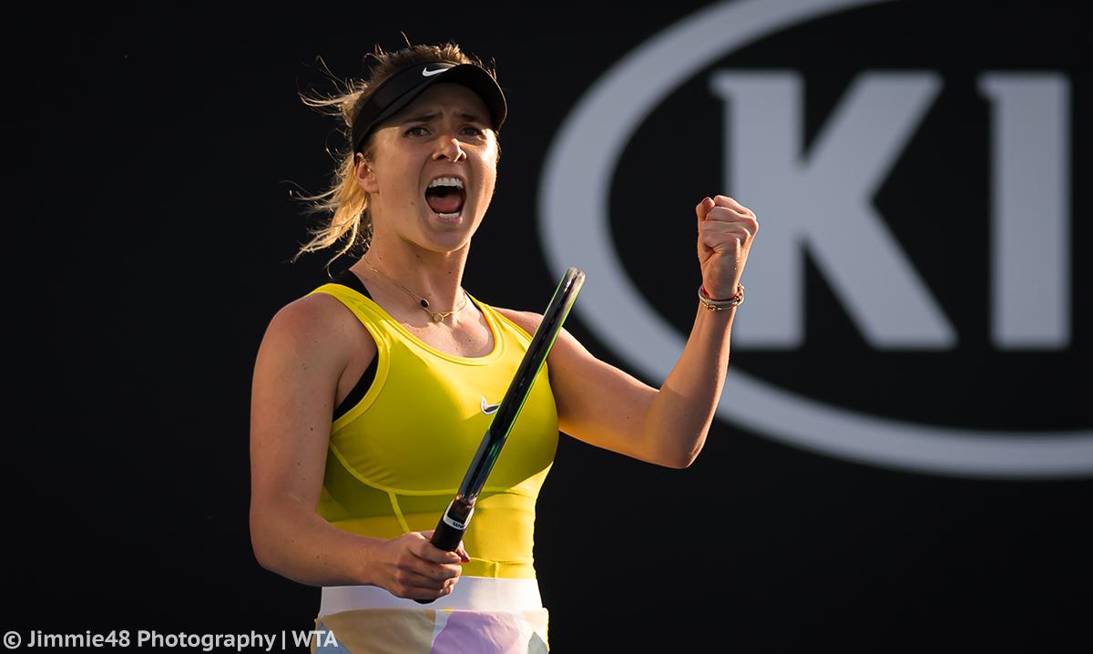 AUS Open. Элина Свитолина пробивается во 2 круг