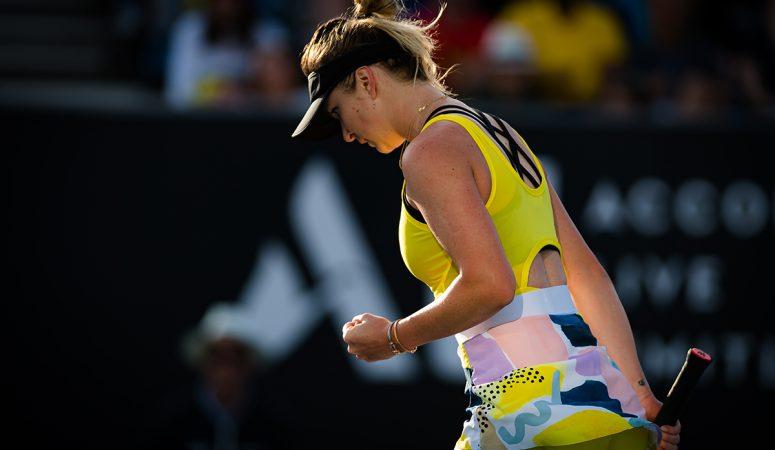 AUS Open. Прямая трансляция матча Элина Свитолина — Лорен Дэвис