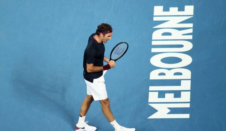 Видео дня. Феноменальный камбек Федерера на супертайбреке