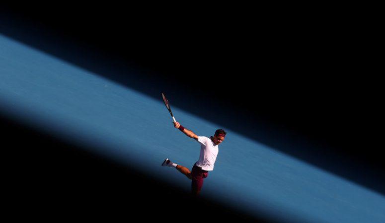 AUS Open. Видеообзор четвертьфинала Федерер — Сангрен