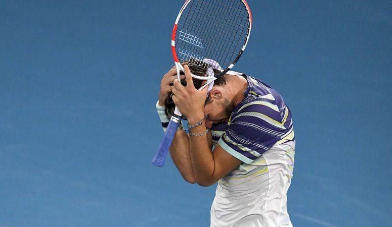IBK Tennis Consulting и Superior Fit представляют: Глаз Алмаз. Australian Open 2020 Тим не меньше.