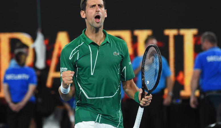 AUS Open. Новак Джокович в 8-й раз выходит в финал