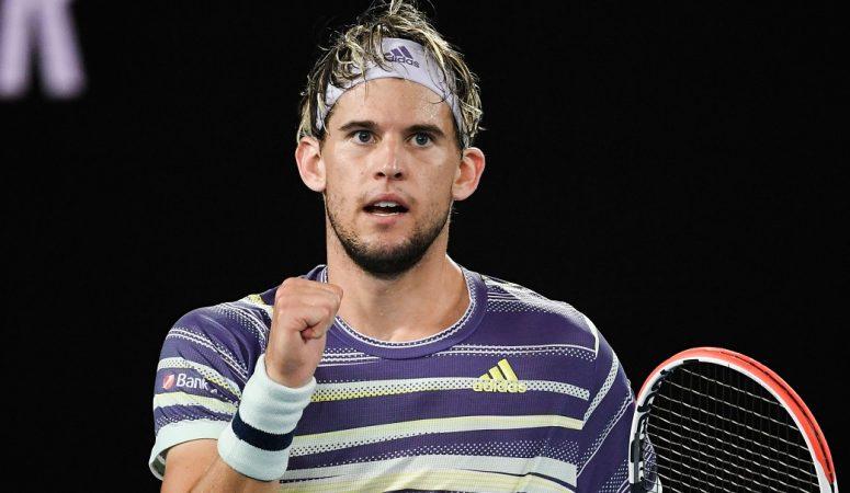 AUS Open. Доминик Тим в третий раз выходит в финал турнира Большого Шлема