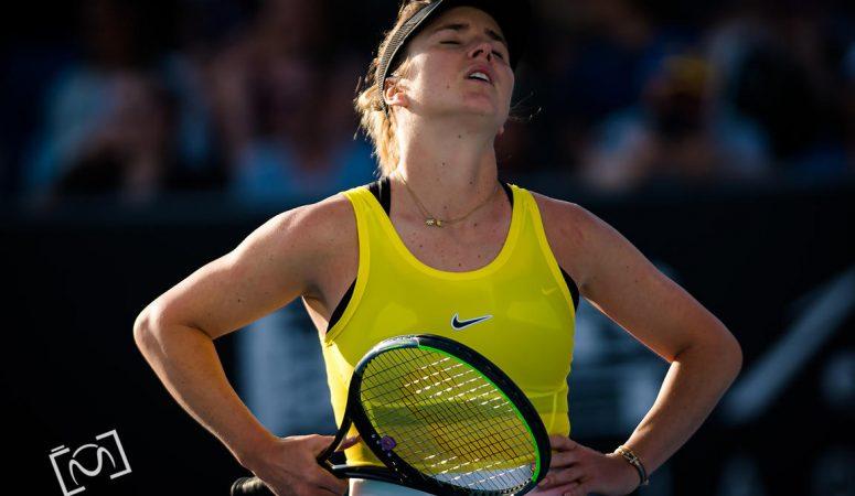 AUS Open. Элина Свитолина снова проигрывает Мугурусе на Шлеме