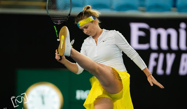Элина Свитолина покидает турнир WTA Premier в Дубае