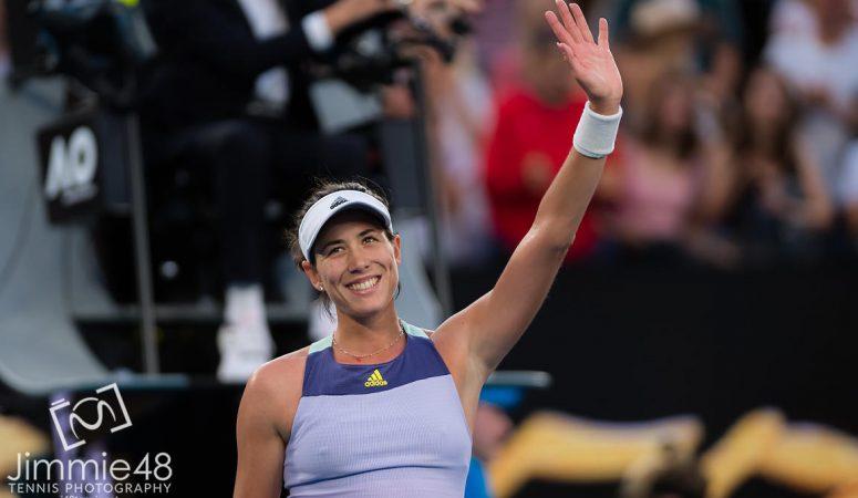 AUS Open. Мугуруса впервые с мая 2018 года выходит в четвертьфинал Шлема