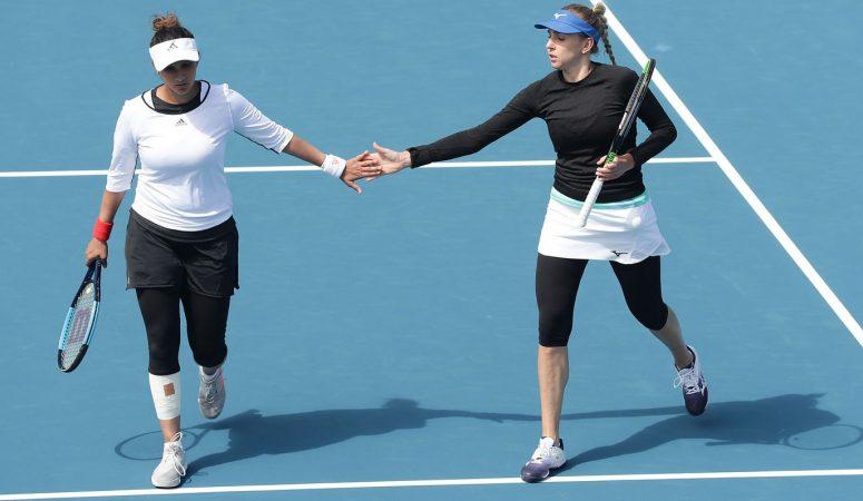 AUS Open. Украинцы узнали соперников по парному турниру