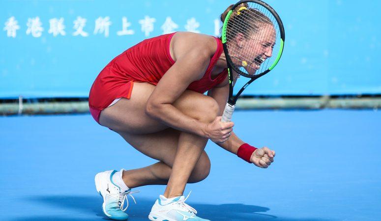 US Open. Катерина Бондаренко – во втором круге